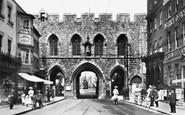 Southampton, Bargate 1908