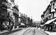 Southampton, High Street 1908