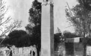 Southampton, Pilgrim Fathers' Memorial 1924