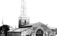 Southampton, St Michael's Church 1908