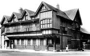 Southampton, Tudor House 1908