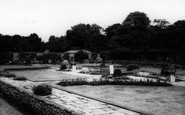 Southend-On-Sea, Old World Gardens c1960
