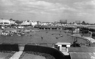 Southend-On-Sea, the Boating Pool c1960