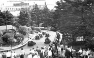 Southend-on-Sea, the Miniature Race Track 1947
