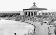 Southport, Sea Bathing Lake c1960