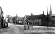 Spaldwick, Village 1906