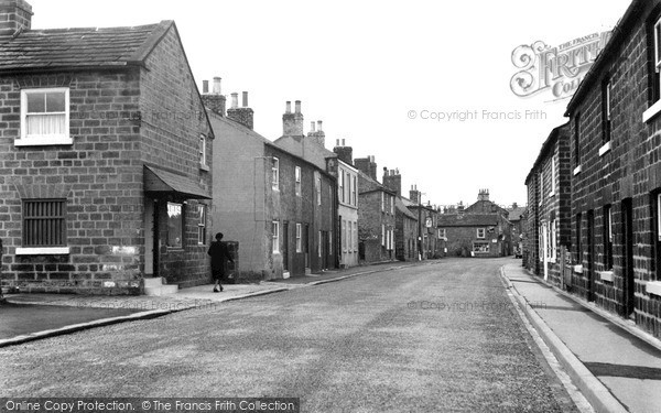 Spofforth, High Street c.1955