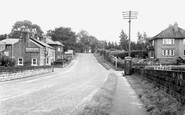 Spofforth, Station Road c1955