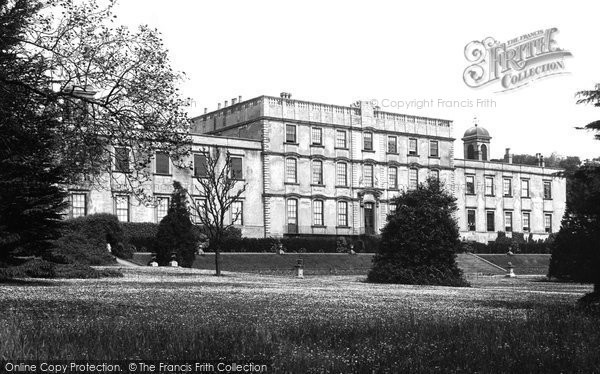 Sprotbrough, Hall 1895