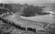St Abbs, The Rocky Headland c.1935