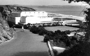 St Austell, the Cornish Riviera Club c1955