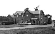 St Boswells, The Buccleuch Arms Hotel c.1950