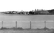 St Boswells, The Cricket Ground c.1955
