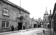 St Columb, Red Lion Hotel 1888