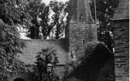St Ewe, Parish Church Of St Ewe c.1965
