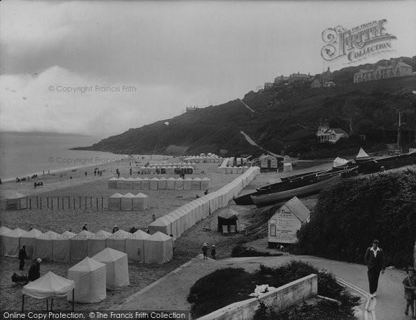 St Ives, The Beach 1925