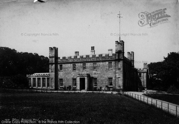 St Ives, Tregenna Castle Hotel 1890