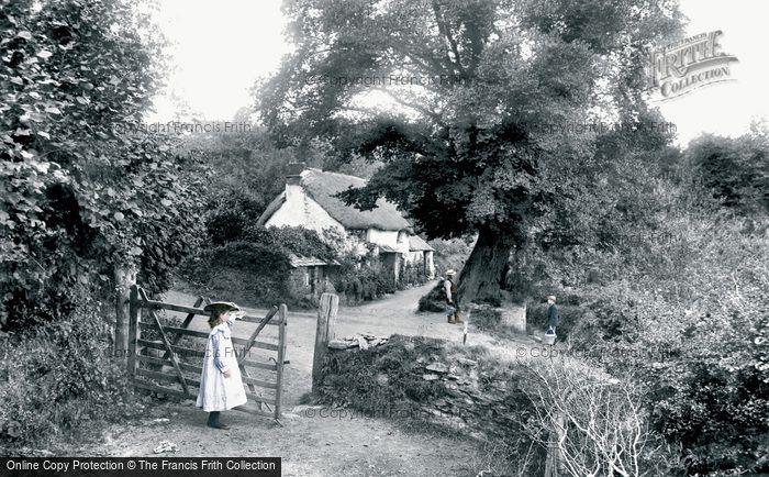 St Keyne, The Holy Well 1906