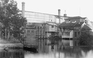 St Neots, Paper Mill at Little Paxton 1897