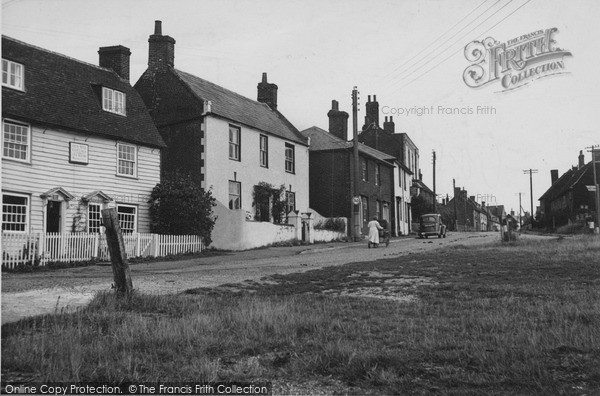 St Osyth, Mill Street c.1955