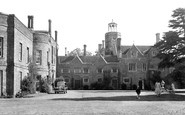 St Osyth, the Priory c1955