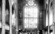 St Peters, Holy Trinty Church, Interior 1897