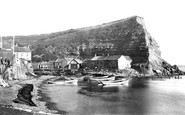 Example photo of Staithes