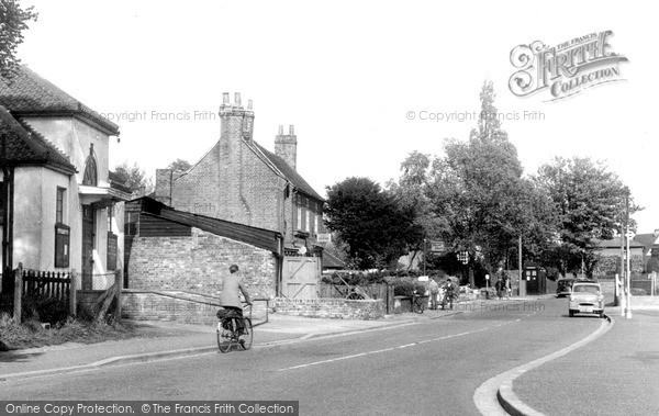 Stanwell, The Village Hall c.1955