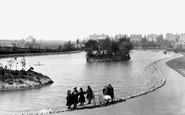 Stockton-On-Tees, Ropner Park 1896