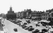 Stockton-On-Tees, Town Hall c.1955