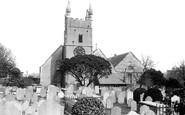 Stoke Damerel, St Andrew With St Luke Church 1890