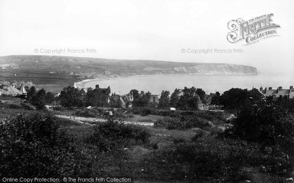 Swanage, Bay 1899