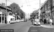 Teddington, Broad Street c1955