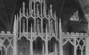 Tewkesbury, Abbey, Tomb Of Sir Guy De Bryan 1891