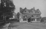 Tewkesbury, Bell Hotel 1891