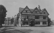 Tewkesbury, Bell Hotel 1923