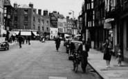 Tewkesbury, Church Street c.1955