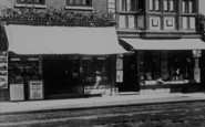 Tewkesbury, Clarence House, High Street 1899