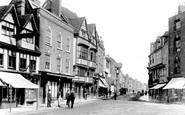 Tewkesbury, High Street 1891