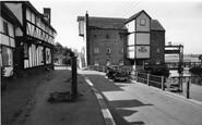 Tewkesbury, Mill Bank c.1960