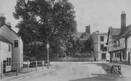 Tewkesbury, Mythe Road 1907