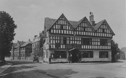 Tewkesbury, The Bell Hotel 1923