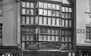 Tewkesbury, Wheatsheaf Inn c.1890