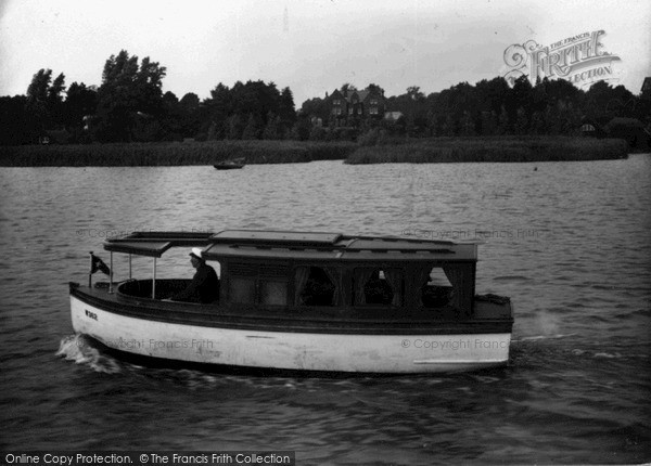 The Broads, 'gaiety' c.1945