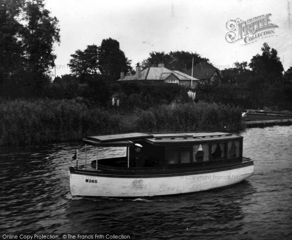 "The Broads, ""Melody"" c.1945"