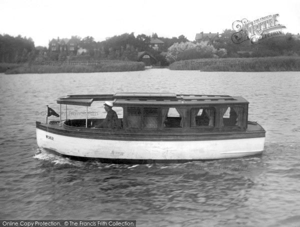 The Broads, Outon Broad c.1945