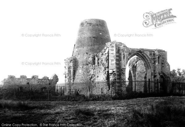 The Broads, St Benet's Abbey 1934