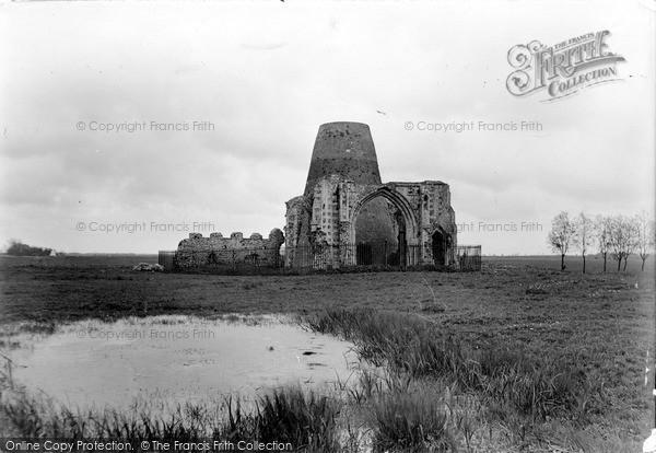 The Broads, St Benet's c.1931