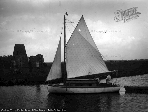 The Broads, St Benets On The Bure c.1955
