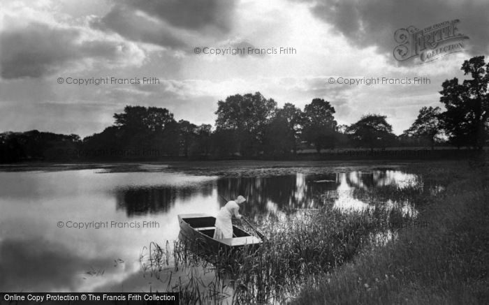 The Broads, The Evening Ferry c.1900